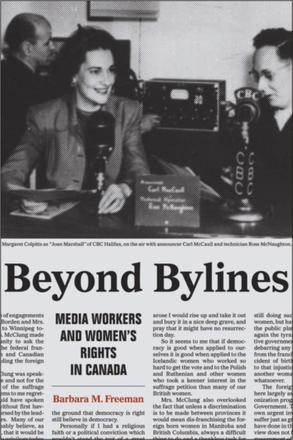 Beyond Bylines - Media Workers and Women's Rights in Canada
