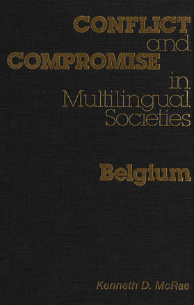 Conflict and Compromise in Multilingual Societies: Belgium