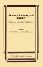 Doctors, Patients, and Society