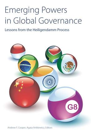 Emerging Powers in Global Governance - Lessons from the Heiligendamm Process