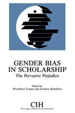 Gender Bias in Scholarship