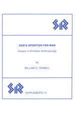 God's Intention for Man