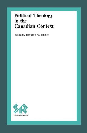 Political Theology in the Canadian Context