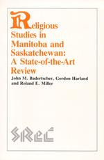 Religious Studies in Manitoba and Saskatchewan