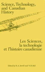 Science, Technology and Canadian History