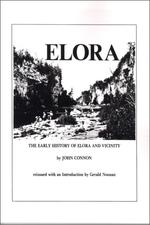 The Early History of Elora and Vicinity