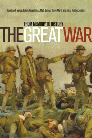 The Great War - From Memory to History