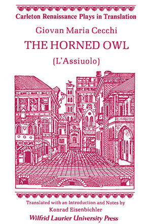 The Horned Owl - (L'Assiuolo)