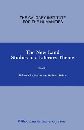 The New Land - Studies in a Literary Theme